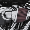 Screamin' Eagle Heavy Breather Performance Air Cleaner - Milwaukee-Eight