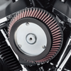 Screamin' Eagle Round High-Flow Air Cleaner - Center Bolt