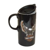 Harley-Davidson Eagle Tall Boy Travel Mug