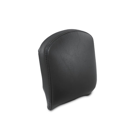 Harley-Davidson Medium Low Custom Upright Smooth Top-Stitched Backrest Pad 51641-06