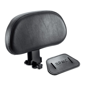 Harley-Davidson Adjustable Rider Backrest