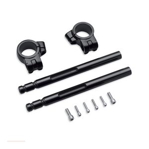 Harley-Davidson Clip-On Handlebar Kit - 49mm Fork