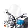 Harley-Davidson H-D Detachables Compact Windshield 57400053