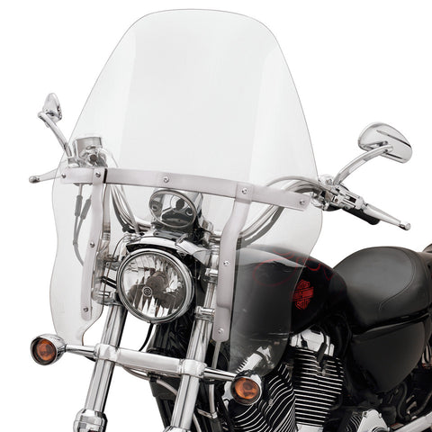 Harley-Davidson Quick-Release Touring Windshield 58158-08