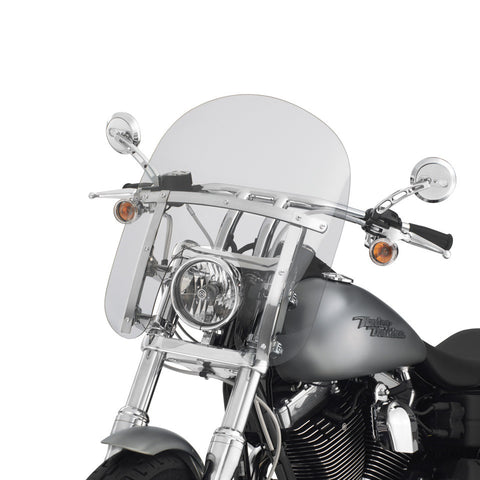Harley-Davidson Quick-Release Compact Windshield - Dyna 58348-06