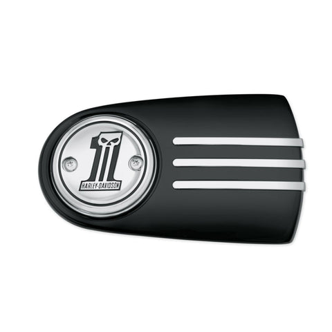 Harley-Davidson #1 Skull Air Cleaner Trim