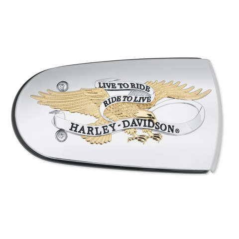 Harley-Davidson Live to Ride Air Cleaner Trim