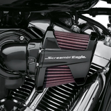 Screamin' Eagle Heavy Breather Billet Aluminium Filter Cover