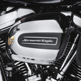 Screamin' Eagle Air Cleaner Medallion - Milwaukee-Eight