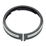 Harley-Davidson 7 inch Defiance Headlamp Trim Ring