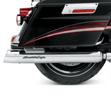 Screamin' Eagle Street Cannon Performance Slip-On Mufflers
