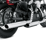 Screamin' Eagle Street Cannon Slip-On Mufflers