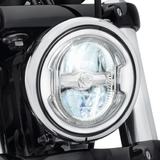 Harley-Davidson 5-3/4 inch Daymaker Signature Reflector LED Headlamp