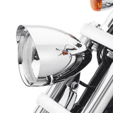 Harley-Davidson Bullet Headlamp Kit