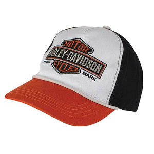 Harley-Davidson Bar & Shield Little Boy's Cap