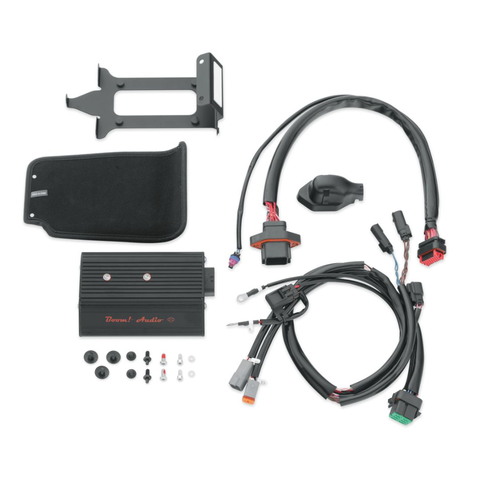 Boom! Audio Stage I Saddlebag Mounted Speaker Expansion Kit