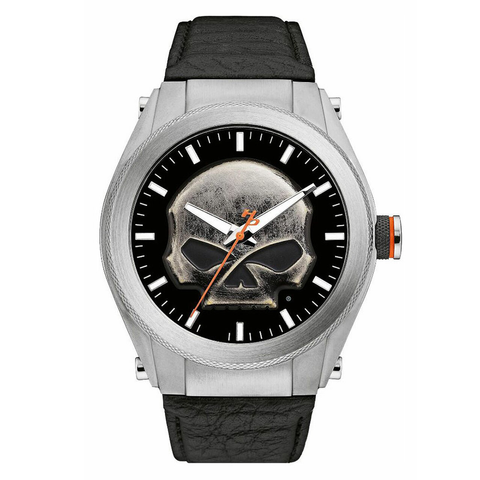 Harley-Davidson Heavy Metal Men's Watch