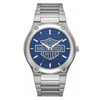 Harley-Davidson Blue Bar & Shield Watch