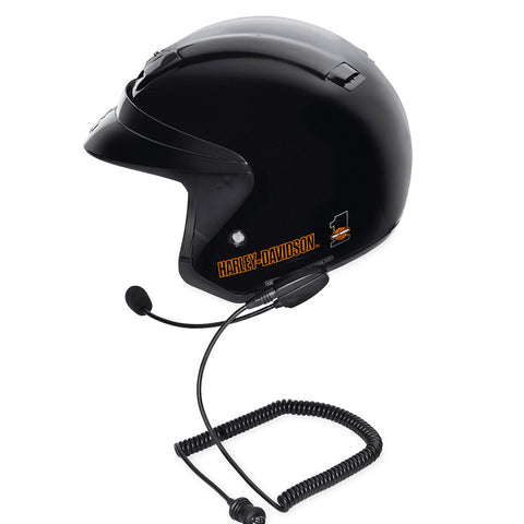 Boom! Audio Full Helmet Premium Music & Communications Headset - Touring 77117-10