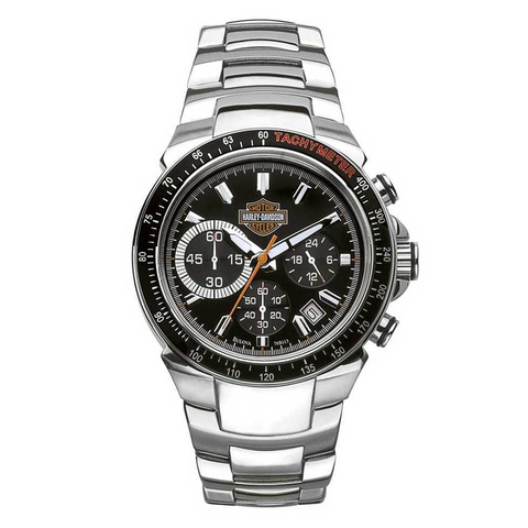 Harley-Davidson Chronograph Men's Watch