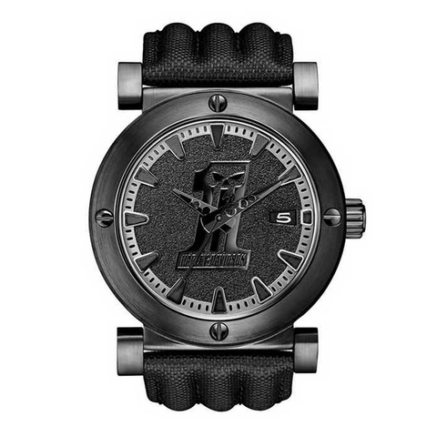 Harley-Davidson Black Label Men's Watch