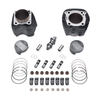 Screamin' Eagle Milwaukee-Eight Engine Stage III Kit – 107CI to 114CI