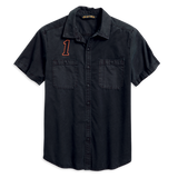 Harley-Davidson #1 Racing Men's Shirt