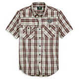 Harley-Davidson Plaid Men's Shirt