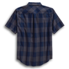 Harley-Davidson Buffalo Check Plaid Men's Shirt
