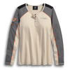 Harley-Davidson Screamin' Eagle Women's Henley