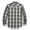 Harley-Davidson Sleeve Stripe Men's Plaid Shirt