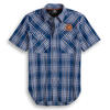 Harley-Davidson Performance Vented Men's Plaid Shirt