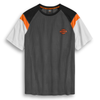 Harley-Davidson Performance Mesh Colourblock Men's Tee