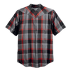 Harley-Davidson Performance Fast Dry Men's Plaid Shirt