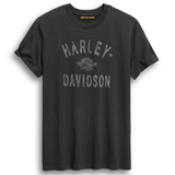 Harley-Davidson Sprayed Print Men's Tee