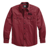 Harley-Davidson Embroidered Men's Woven Shirt
