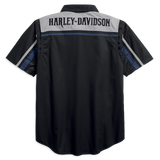 Harley-Davidson Performance Vented HDMC Men's Shirt