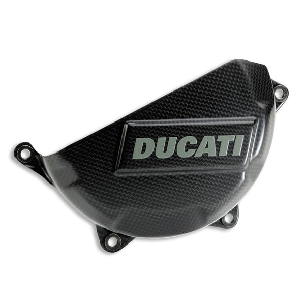 Ducati Corse Carbon Clutch Case Cover - Superbike 96451011B