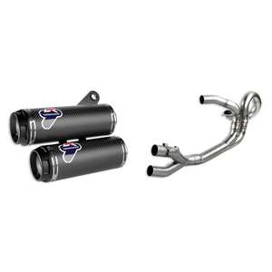 Ducati Termignoni Full Exhaust System - Monster