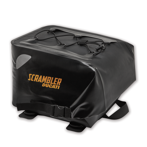 Ducati Urban Enduro Rear Bag - Scrambler