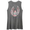 Harley-Davidson Winged #1 Women's Muscle Tee