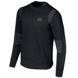 Harley-Davidson Double Weave Accent Men's Pullover