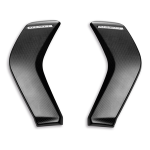 Ducati Carbon Water Radiator Cover - XDiavel