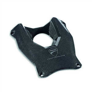 Ducati Carbon Ignition Switch Frame - Streetfighter