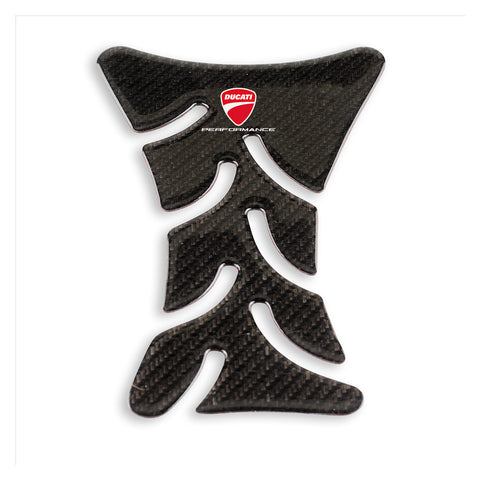 Ducati Carbon Tank Protector - Monster / Superbike