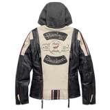 Harley-Davidson Alyssa 3-in-1 Women's Leather Jacket