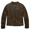 Harley-Davidson Stitched Lambskin Fashion Men's Leather Jacket