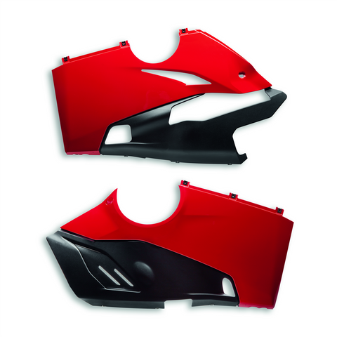 Ducati Lower Fairings - Panigale V4