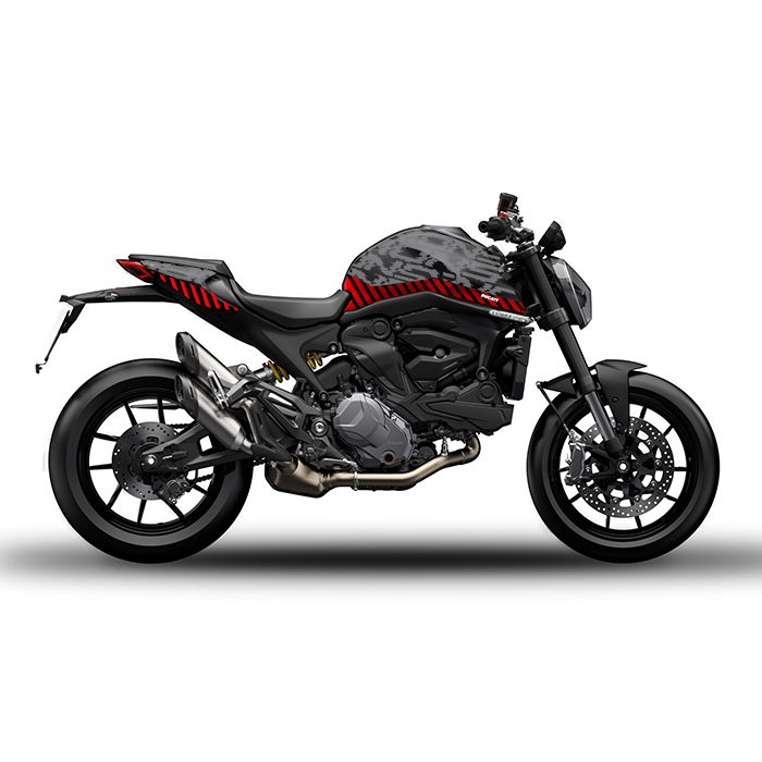 Ducati Pixel Customisation Set - Monster 937