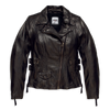 Harley-Davidson Faircrest Patina Women's Leather Biker Jacket